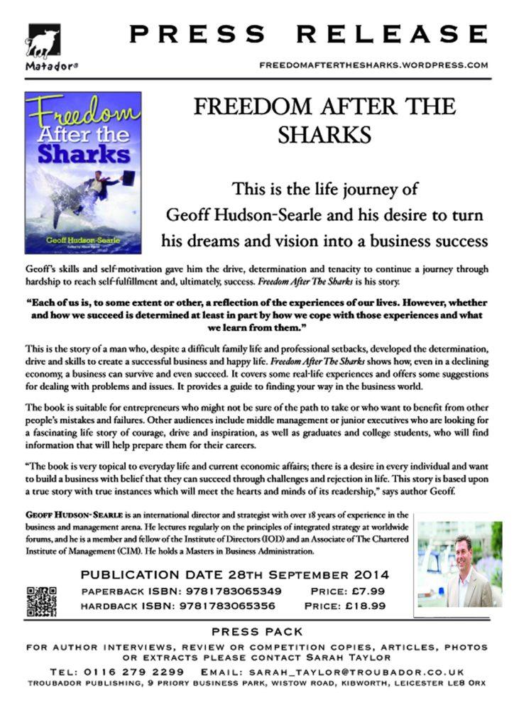 Press Release Sept 28, 2014