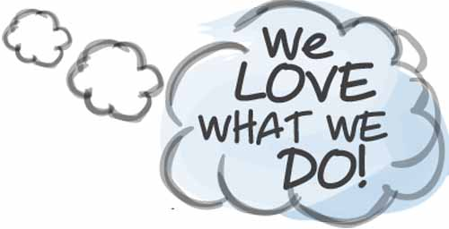 We-love-what-we-do